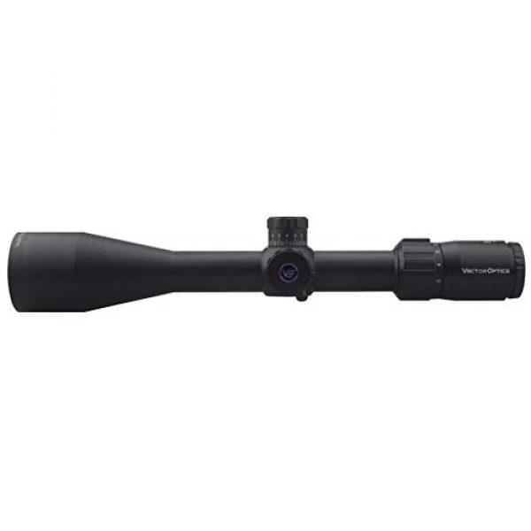 Vector Optics Rifle Scope 3 Vector Optics Everest Genii 3-18x50mm, 1/4 MOA, 30mm Tube, Second Focal Plane (SFP) Tactical Riflescope
