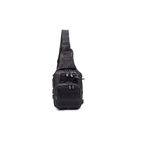 esbuy Tactical Backpack 1 Tactical Backpack Outdoor Shoulder Bag Satchel Sling Chest Packs Daypacks