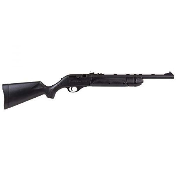 Remington Air Rifle 3 Remington R1100 Single-Shot 1100 Variable Pump .177-Caliber And BB Air Rifle, Black