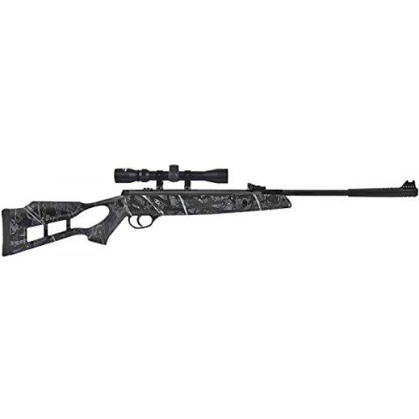 Wearable4U Air Rifle 6 Hatsan Striker Edge Spring Harvest Moon Combo Air Rifle with Wearable4U 100x Paper Targets and Lead Pellets Bundle