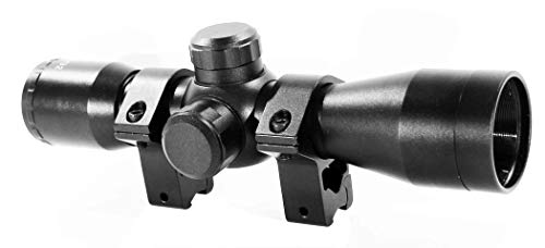 TRINITY Rifle Scope 3 TRINITY 4x32 Hunting Scope for Savage Model 64 Rifle.