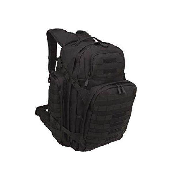 SOG Specialty Knives Tactical Backpack 1 SOG Barrage Tactical Internal Frame Backpack, 64.3-Liter Storage, Black