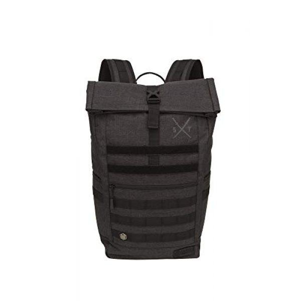 Samurai Tactical Tactical Backpack 2 Samurai Tactical Ronin Day Backpack