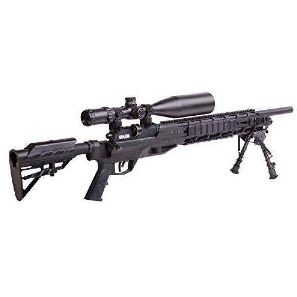 Benjamin Air Rifle 2 Benjamin Armada BTAP17SX PCP-Powered Multi-Shot Bolt Action
