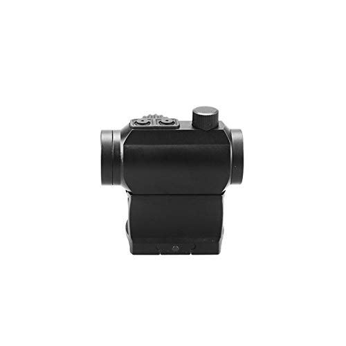 DJym Rifle Scope 5 DJym in The Red Dot Sight, M1 Hollow-Height Bracket Applies to Rifle Scopes, Waterproof and Shockproof Anti-Fog Sight