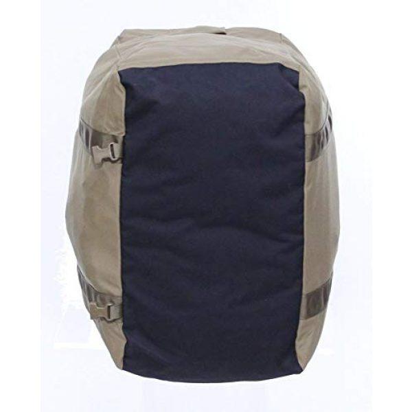 ForceProtector Gear Tactical Backpack 4 J-Pak Jumbo Flyer Kit Bag, Coyote