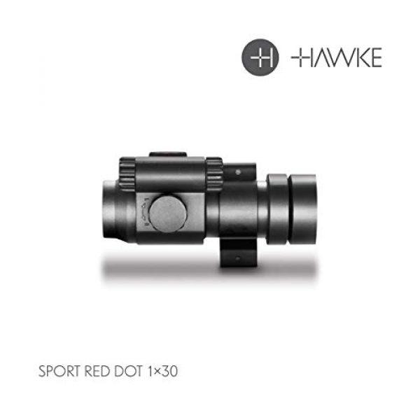 Hawke Rifle Scope 1 Hawke 12210 XB1 3 x 32 Riflescope