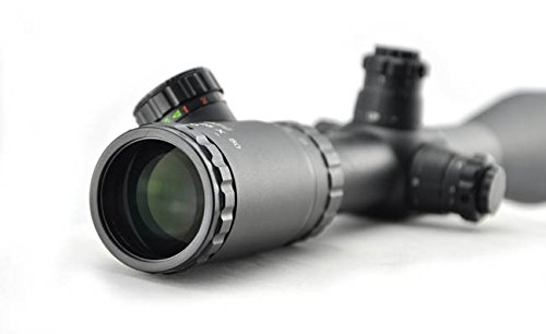 Visionking Rifle Scope 3 Visionking Rifle Scope 8.5-25x50 Riflescope Side Focus Mil-dot Hunting Tactical Long Range with Mount Rings
