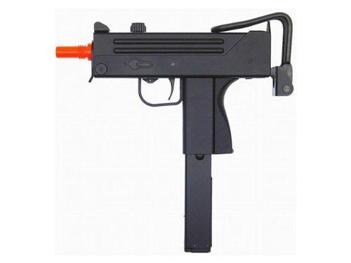 HFC Airsoft Pistol 3 HFC m11 green gas blowback airsoft smg(Airsoft Gun)