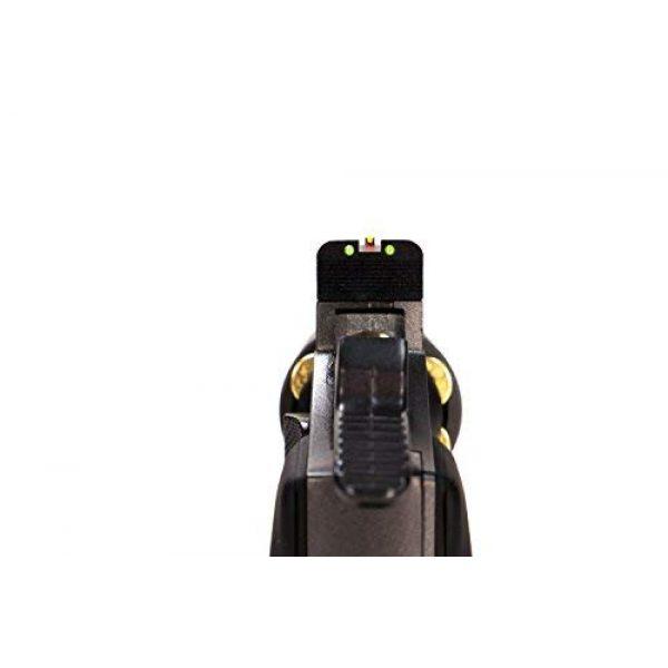 Black Ops Airsoft Pistol 7 Black Ops Exterminator Pistol - CO2 Pistol Revolver BB Gun Full Metal