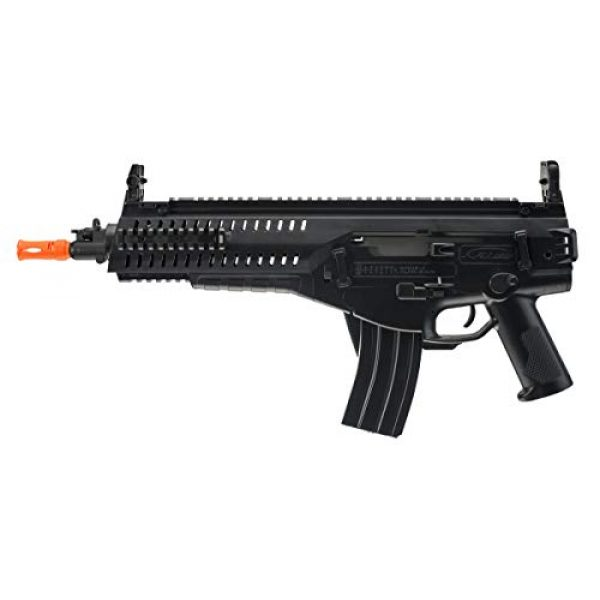 Wearable4U Airsoft Rifle 5 Wearable4U Umarex EF Beretta Arx 160 AEG Competition Electric Air Soft BB Rifle with Included Battery and Charger Pack of 1000ct BBS Bundle (Black)