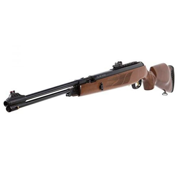 Wearable4U Air Rifle 4 Hatsan Torpedo 155 Vortex Air Rifle with Included Wearable4U 100x Paper Targets and Pellets Bundle