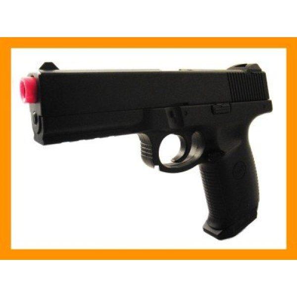 MilSim Airsoft Pistol 2 m27 spring airsoft black handgun gun 1 1 scale w/ bb's(Airsoft Gun)