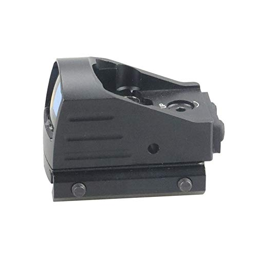 DJym Rifle Scope 2 DJym Open Red Dot Sight, RMR Style, Suitable for Most Products