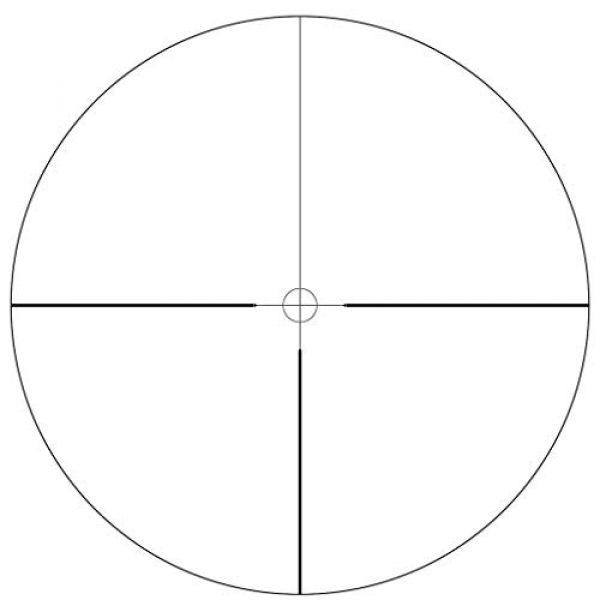 Vector Optics Rifle Scope 3 Vector Optics Nova 5-15x42mm, 1/4 MOA, 25.4 mm Tube, Second Focal Plane (SFP) Riflescope
