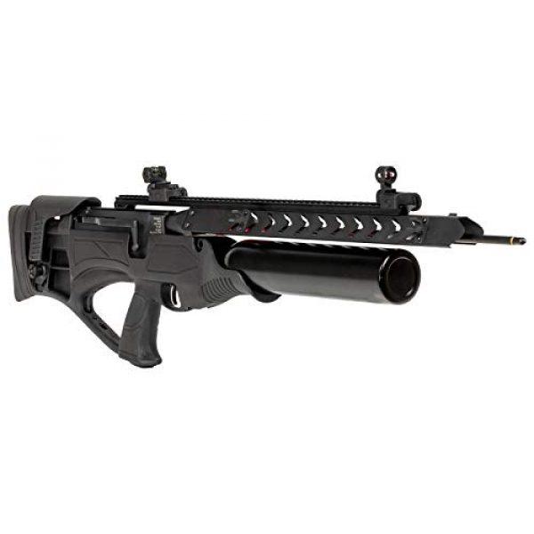 Wearable4U Air Rifle 5 Hatsan Harpoon Arrow Air Rifle with Included Carbon Fiber Arrows and Wearable4U 100x Paper Targets Bundle