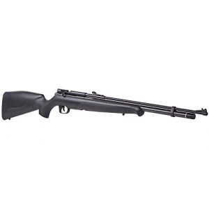 Benjamin Air Rifle 1 Benjamin BPM77B-N Maximus .177-Caliber PCP-Powered Bolt-Action Hunting Air Rifle