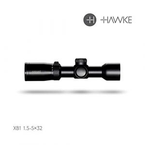 Hawke Rifle Scope 1 Hawke Sport Optics 12221 XB1 Vari-Speed SR IR Crossbow Scope