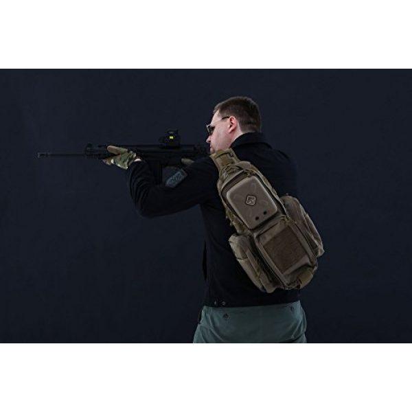 HAZARD 4 Tactical Backpack 2 Rocket(TM) '17 Urban Sling Pack by Hazard 4(R)