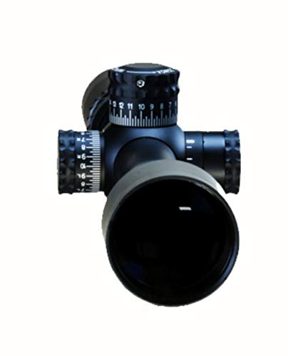 NightForce Rifle Scope 3 Nightforce Optics 3.5-15x50 NXS Riflescope, Matte Black Finish with Illuminated MOAR Reticle, Zero Stop Turrets, .250 MOA, 30mm Tube