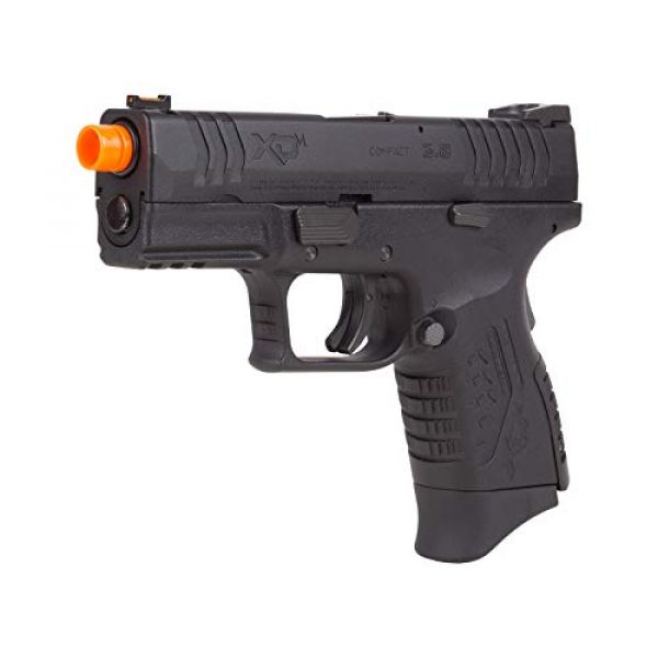 SPRINGFIELD ARMORY Airsoft Pistol 1 SPRINGFIELD ARMORY XDM Blowback Airsoft Pistol