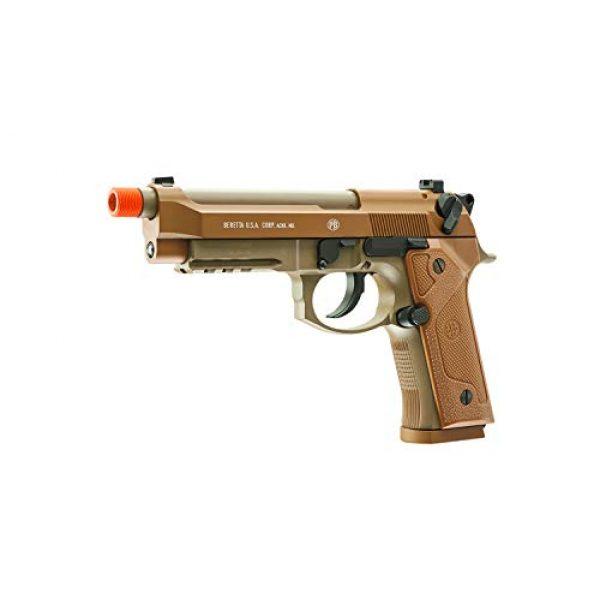 Umarex Airsoft Pistol 2 Umarex Elite Force 2274310 Beretta M9A3 Blowback - FDE 6 mm BB, One Size