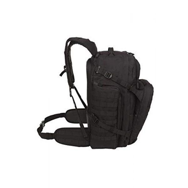 SOG Specialty Knives Tactical Backpack 4 SOG Barrage Tactical Internal Frame Backpack, 64.3-Liter Storage, Black