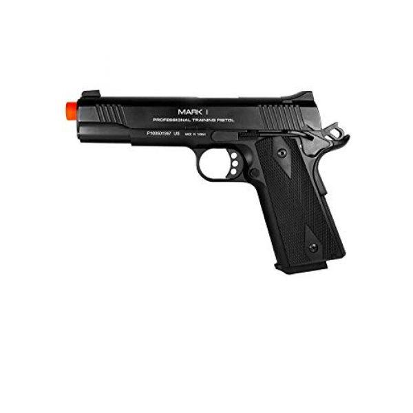 KWA Airsoft Pistol 2 KWA 1911 MK I PTP 6mm 21rd Gas Blowback Airsoft Pistol