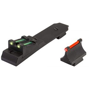 TRUGLO Rifle Sight 1 TRUGLO Lever Action Fiber Optic Sight Set - Henry Golden Boy and Henry Big Boy