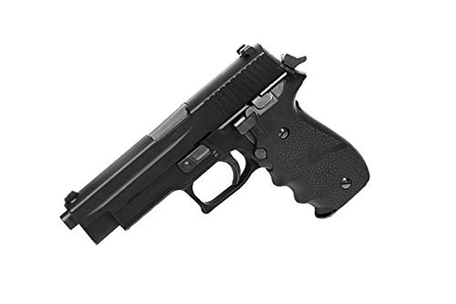 KWA Airsoft Pistol 4 KWA Full Metal M226-LE Tactical PTP Gas Blowback Airsoft Pistol
