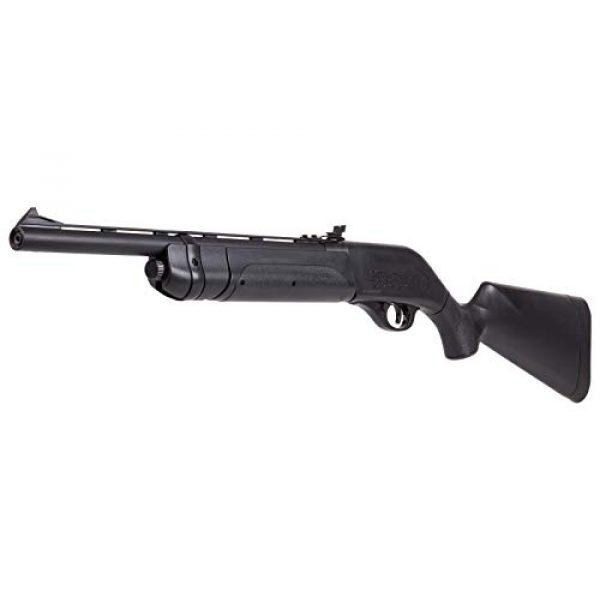 Remington Air Rifle 1 Remington R1100 Single-Shot 1100 Variable Pump .177-Caliber And BB Air Rifle, Black