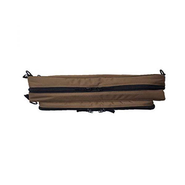 FSDC Tactical Backpack 5 FSDC CARETAKER Coyote Tan 498 Takedown Bag Gen II