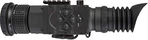 AGM Global Vision Rifle Scope 6 AGM 3093555006PY51 Model Python TS50-640 Medium Range Thermal Imaging Rifle Scope, 640x512 (60Hz) Resolution, 50mm Lens, 2X Optical Magnification, Field of View 14.8x11.8, Waterproof