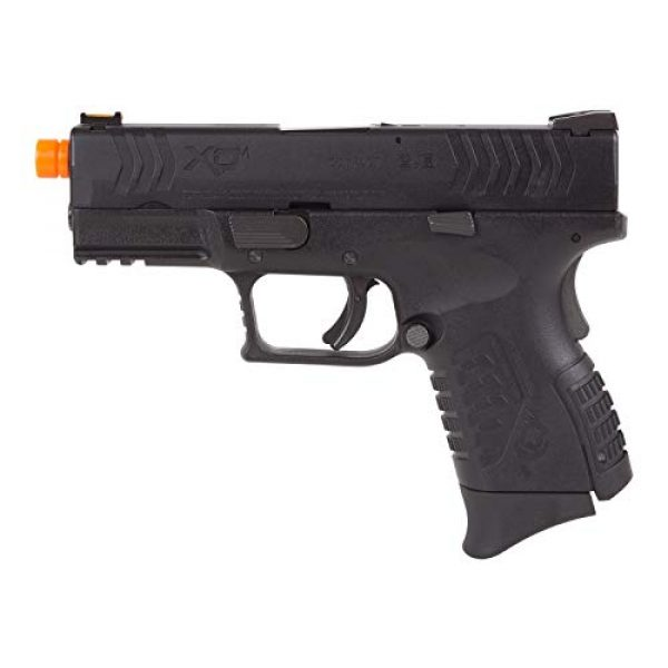 SPRINGFIELD ARMORY Airsoft Pistol 4 SPRINGFIELD ARMORY XDM Blowback Airsoft Pistol