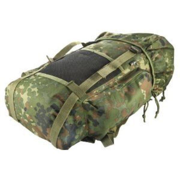 Mil-Tec Tactical Backpack 3 Mil-Tec Rucksack 35L Flecktar Camo Backpack