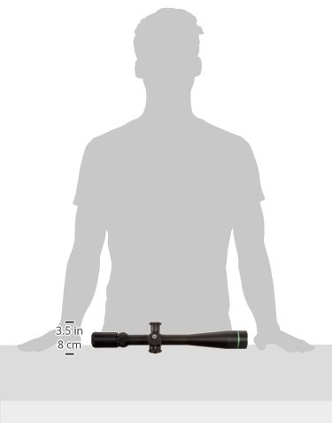 Mueller Rifle Scope 3 Mueller Tactical 8-32x44 Side Focus Mil Dot Reticle