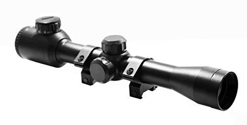 TRINITY Rifle Scope 4 TRINITY Hunting Scope for Crosman Bulldog rangefinder Reticle Picatinny Weaver Mounted Optics.