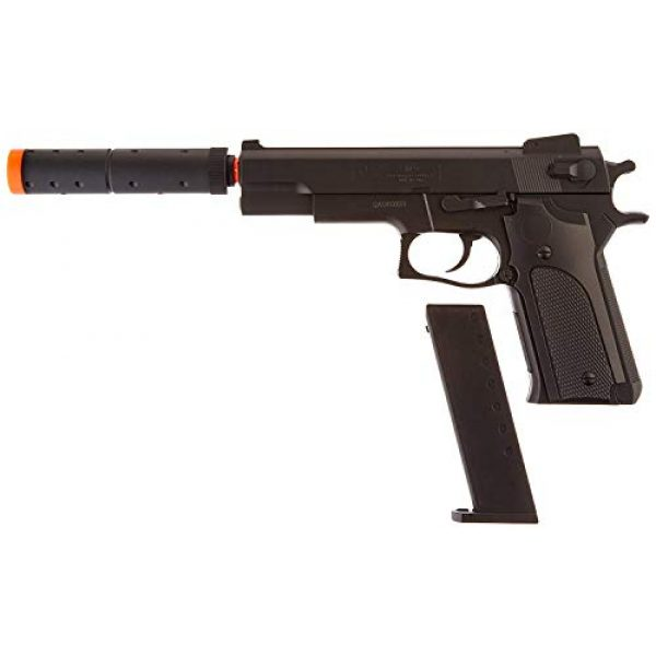 Double Eagle Airsoft Pistol 2 Double Eagle M24 Airsoft Spring Pistol - Powerful 300 FPS Spring Action Airsoft Gun Great Entry Level Airsoft Gun for Fun Fast Clean Inexpensive and Easily maintained