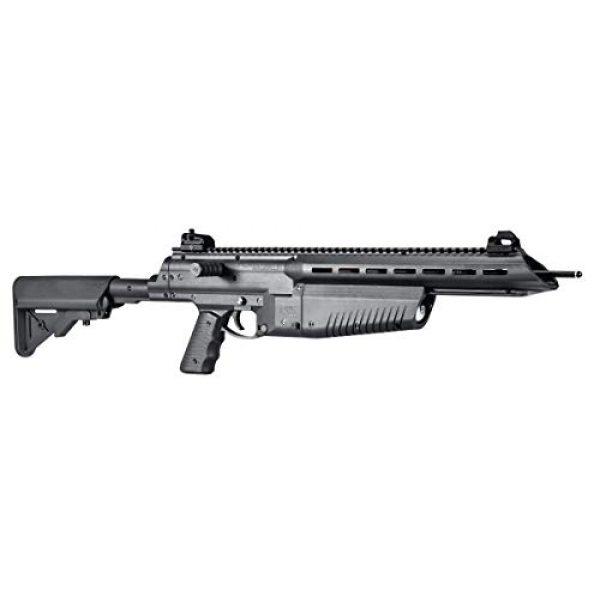 Umarex Air Rifle 2 Umarex AirJavelin Arrow Gun Air Rifle with 3 Carbon Fiber Arrows, Black