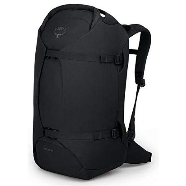 Osprey Tactical Backpack 5 Osprey Porter 65 Travel Backpack