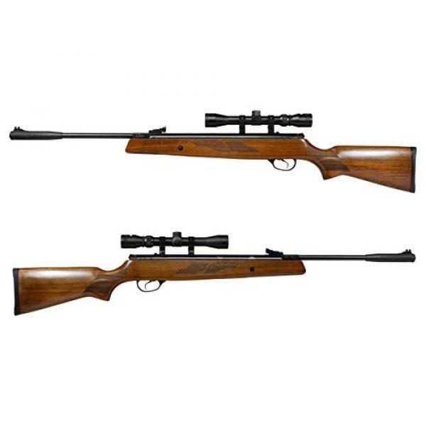 Wearable4U Air Rifle 6 Hatsan Mod 95 Vortex Combo Air Rifle with Wearable4U 100x Paper Targets and Lead Pellets Bundle