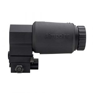 Aimpoint Rifle Scope 2 Aimpoint 3X-C Magnifier with 39mm FlipMount and TwistMount Base - 200342