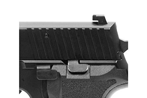 KWA Airsoft Pistol 6 KWA Full Metal M226-LE Tactical PTP Gas Blowback Airsoft Pistol