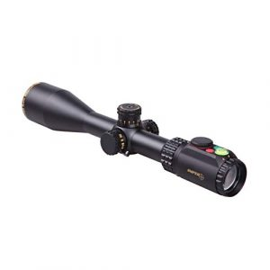 Sniper  1 WKP4-16X50SAL Hunting Scopes Side Parallax Adjustment Glass Etched Reticle RG Illuminated with Bubble Level