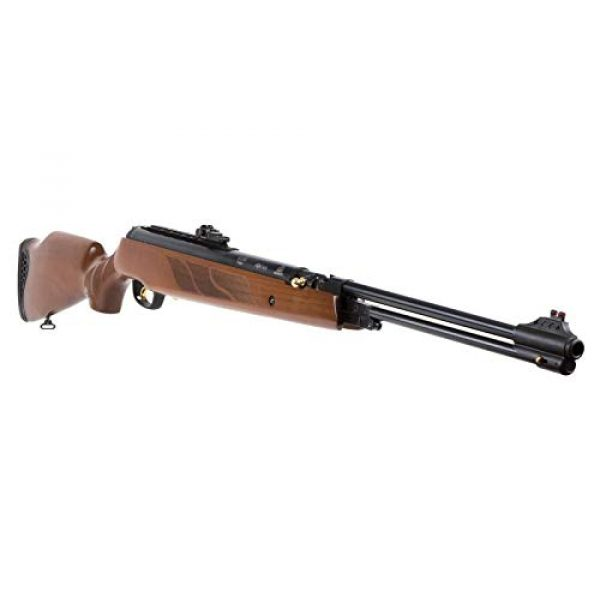 Wearable4U Air Rifle 5 Hatsan Torpedo 155 Vortex Air Rifle with Included Wearable4U 100x Paper Targets and Pellets Bundle
