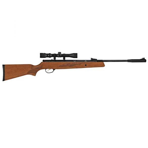 Hatsan Air Rifle 1 Hatsan Mod 95 Vortex Combo, .25cal Airgun, Walnut (HC9525VORT)