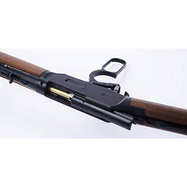 Umarex Air Rifle 6 Umarex USA, Legends Cowboy, .177 Caliber, Lever Action, CO2 Air Rifle, BB, Wood Stock
