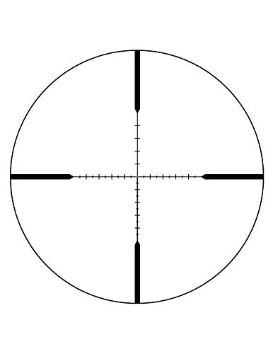 Trijicon Rifle Scope 5 Trijicon AccuPoint 5-20x50 Riflescope MRAD Ranging Crosshair with Green Dot, 30mm Tube