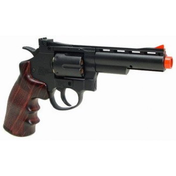 WG Airsoft Pistol 3 WG model-701b 4 revolver full metal co2 nbb(Airsoft Gun)