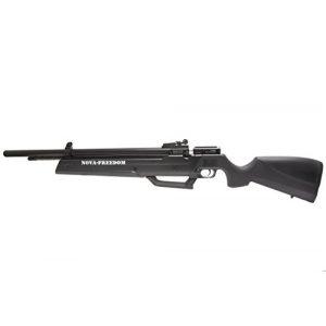 American Tactical Air Rifle 1 American Tactical ATI NOVA Freedom Multi-Pump PCP 900 FPS .22 ADJ Front and Rear Sight
